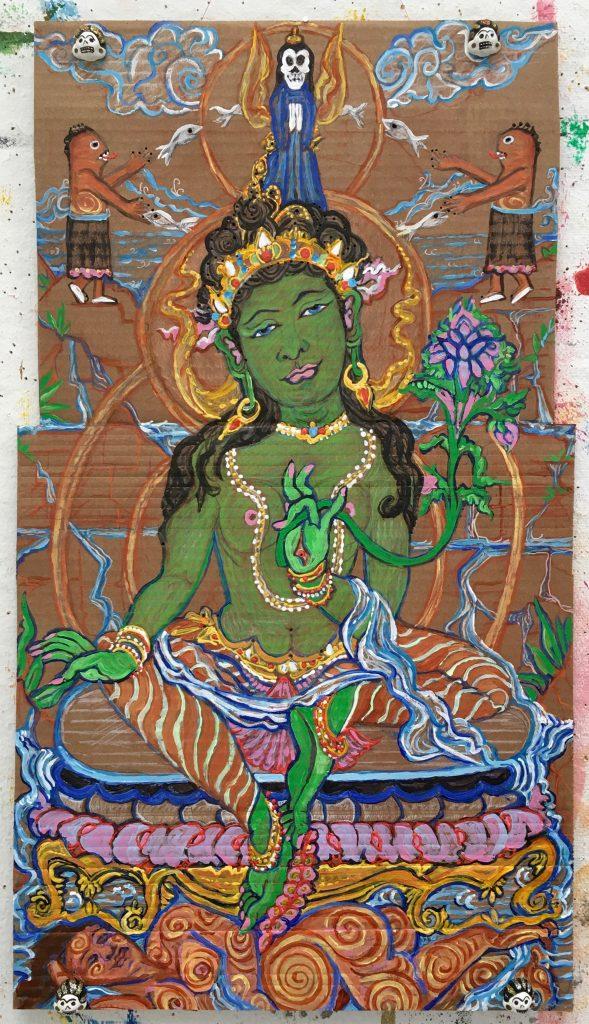 Green Tara 11-28-19